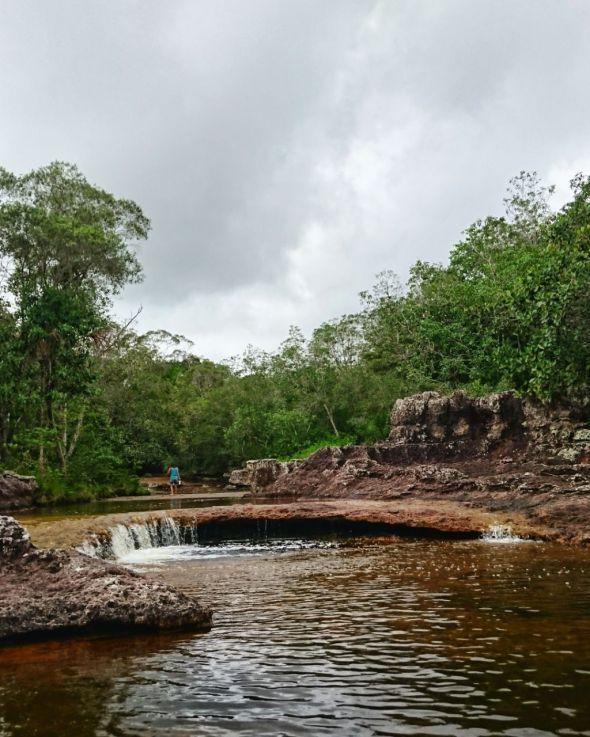 Los Pozos en San José del Guaviare Pelos