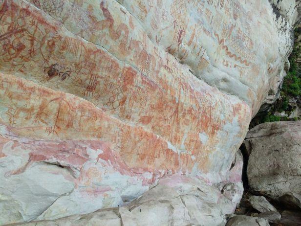 Pintturas rupestres