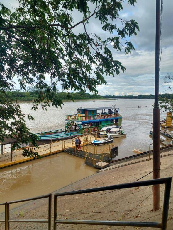 Río Guaviare