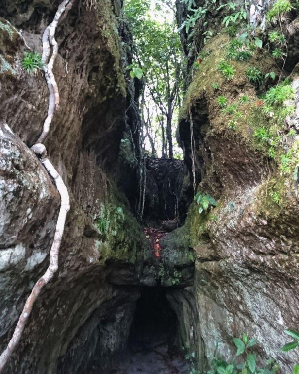 Túneles Naturales Pelos