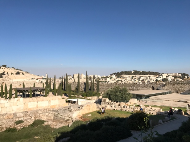 Alrededores del Templo de Salomón
