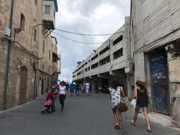 Calles de Yafo (Tel Aviv) (3)