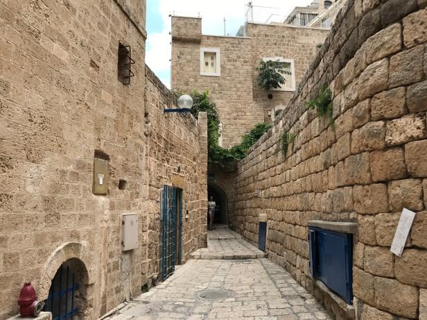 Calles de Yafo (Tel Aviv)