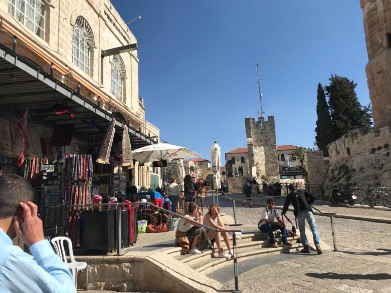 Ciudad vieja de Jerusalén (5)