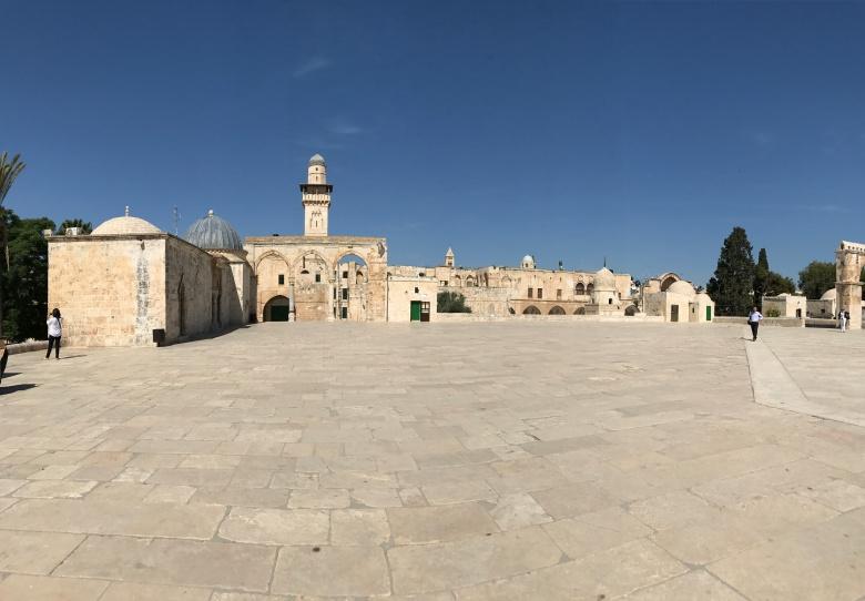 Explanada de las mezquitas (2)