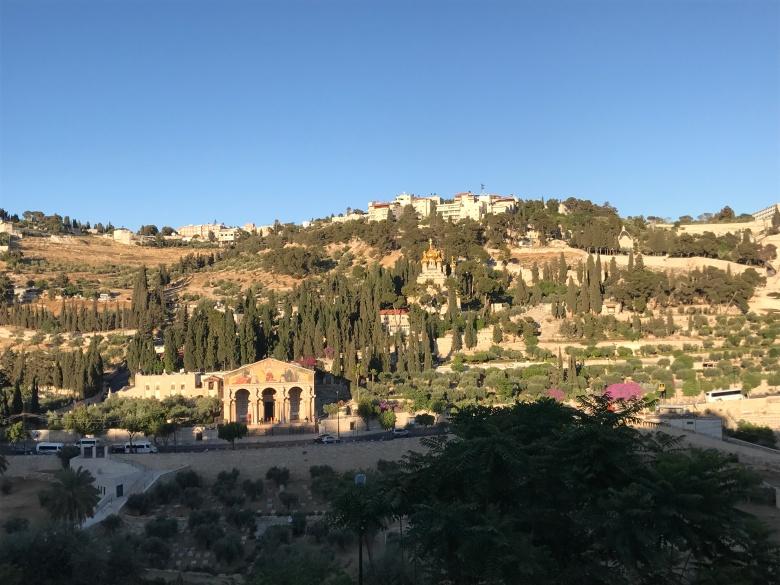 Huerto de Getsemaní