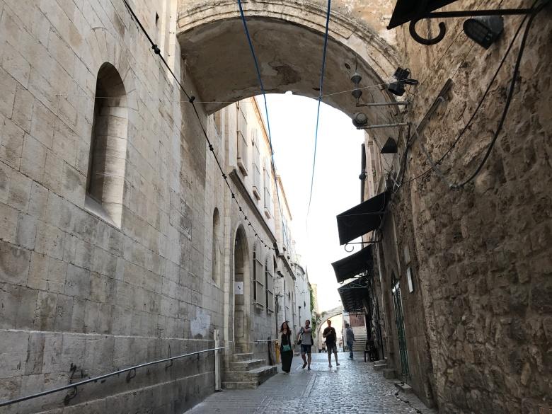 Vía Dolorosa, Jerusalén
