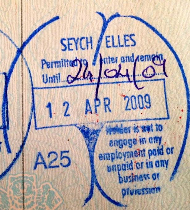 Sello Seychelles