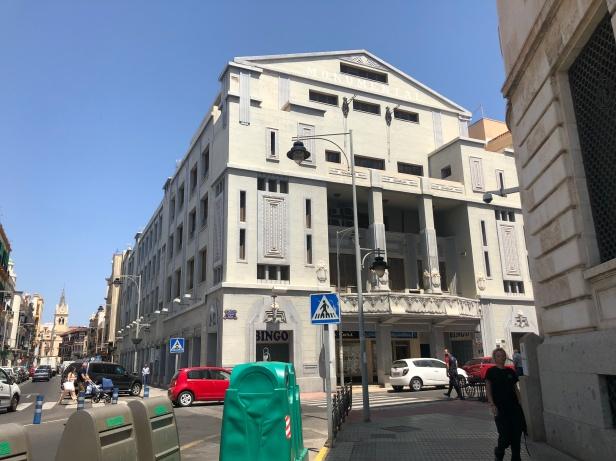 Centro de Melilla 2