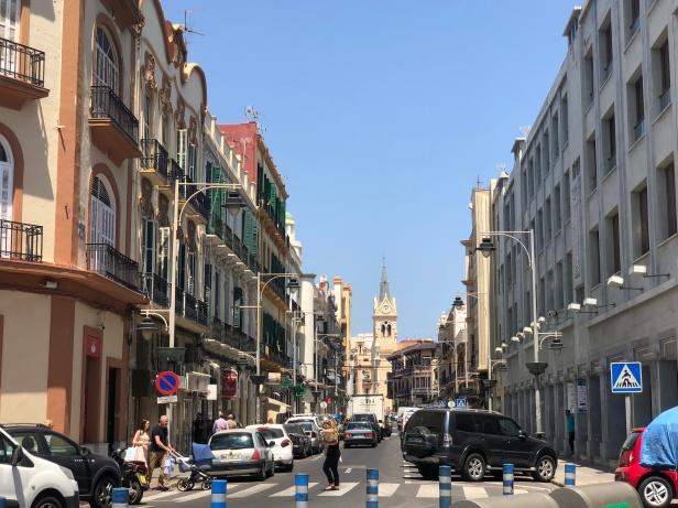 Centro de Melilla