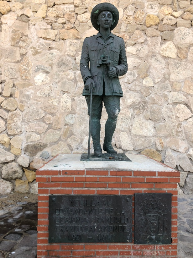 Estatua de Franco