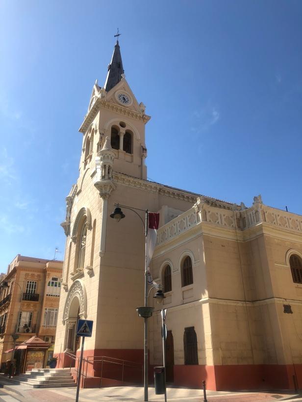 Iglesia modernista