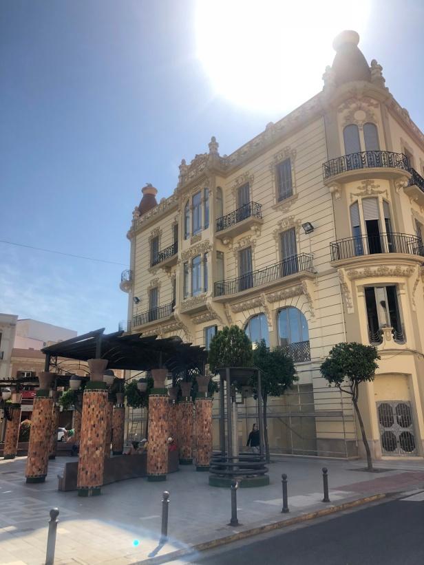 Modernismo en Melilla (2)
