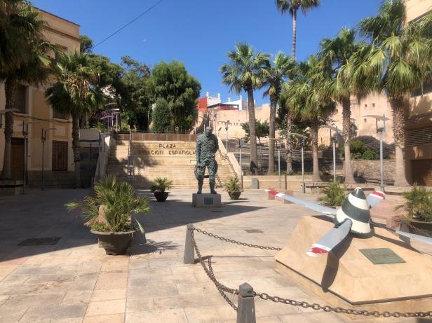 Plaza de la Constitución Española