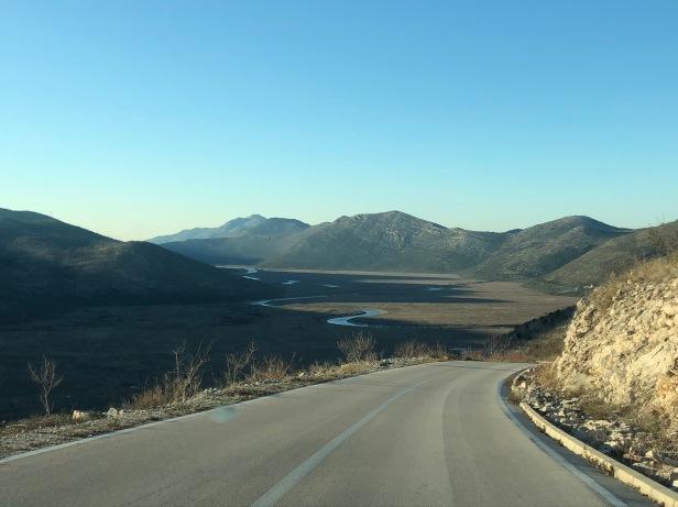 14. Camino a Neum