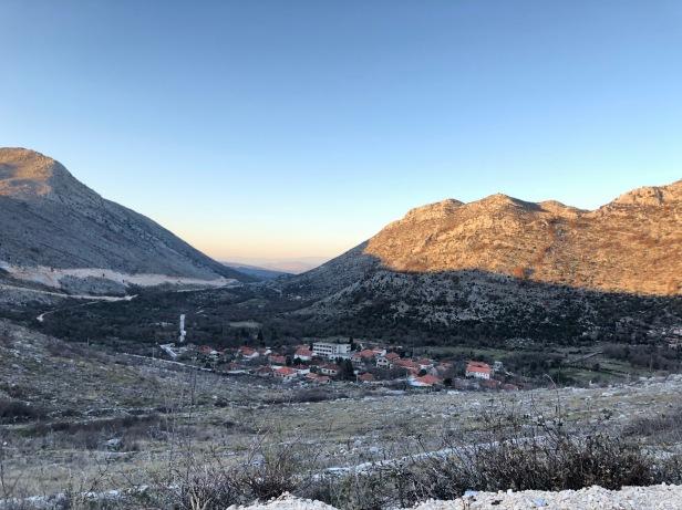 15. Camino a Neum