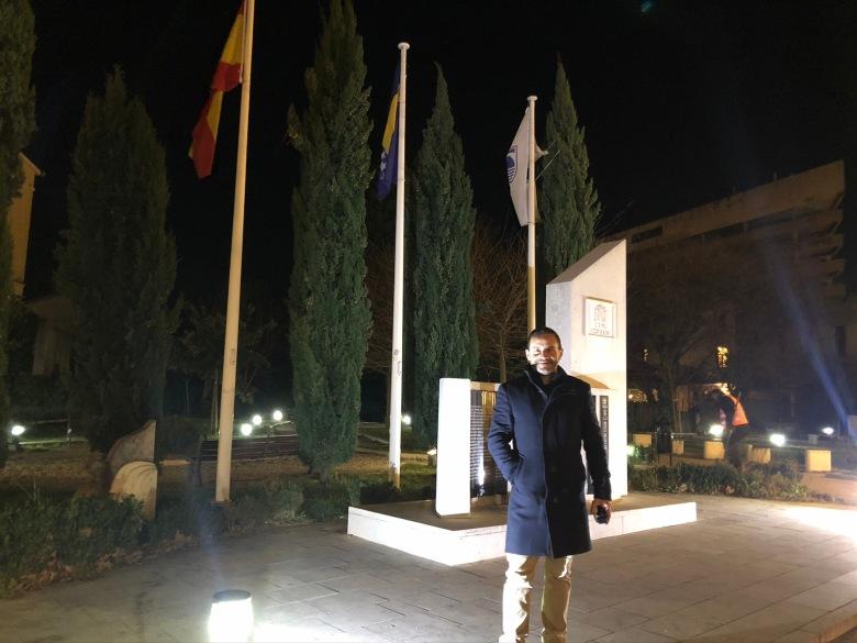 31. Plaza de España de Móstar