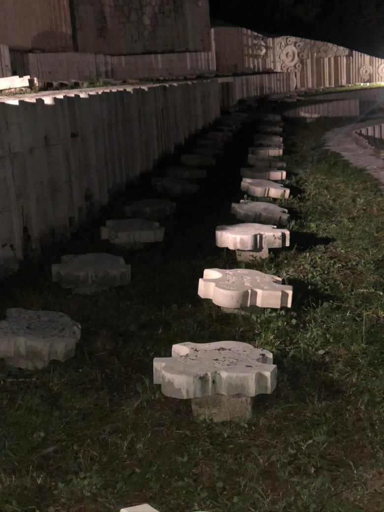 33. Cementerio en Móstar