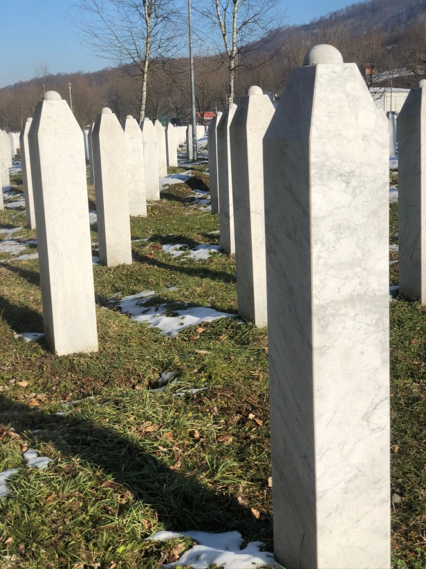 53. Memorial de Srebrenica