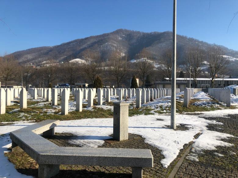 54. Memorial de Srebrenica