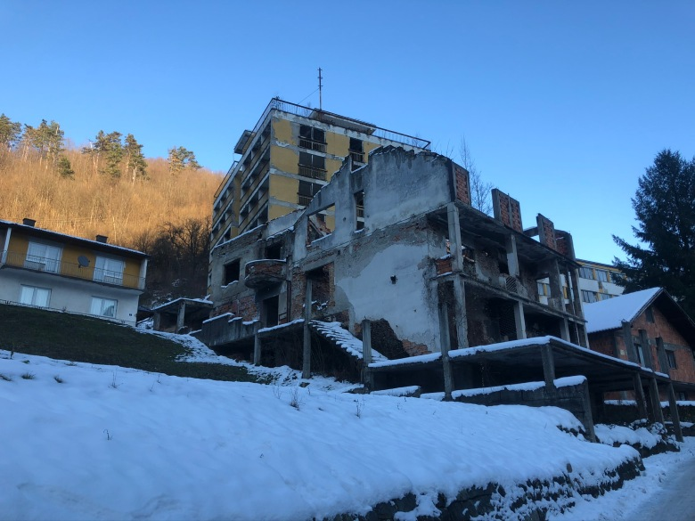 60. Pueblo de Srebrenica