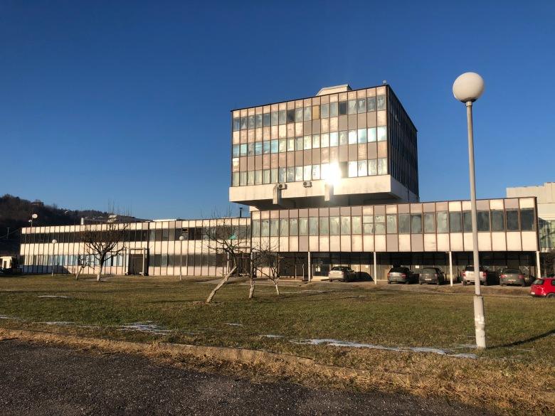 62. Antigua sede de la ONU