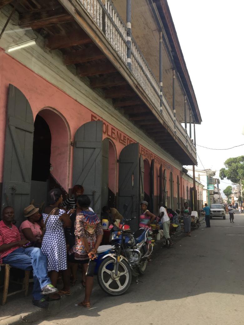 Calles de Cap Haïtien