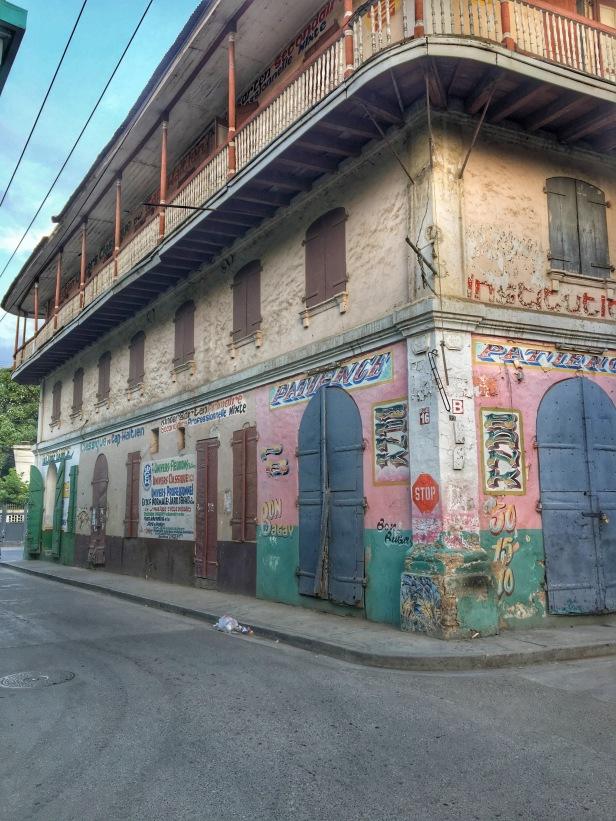 Calles de Cap Haïtien2