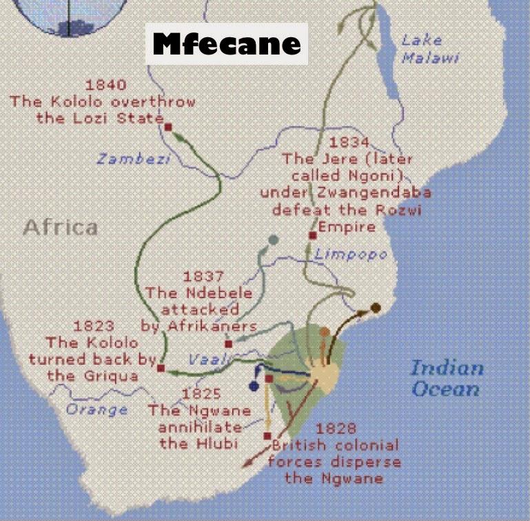 Map-of-Mfecane