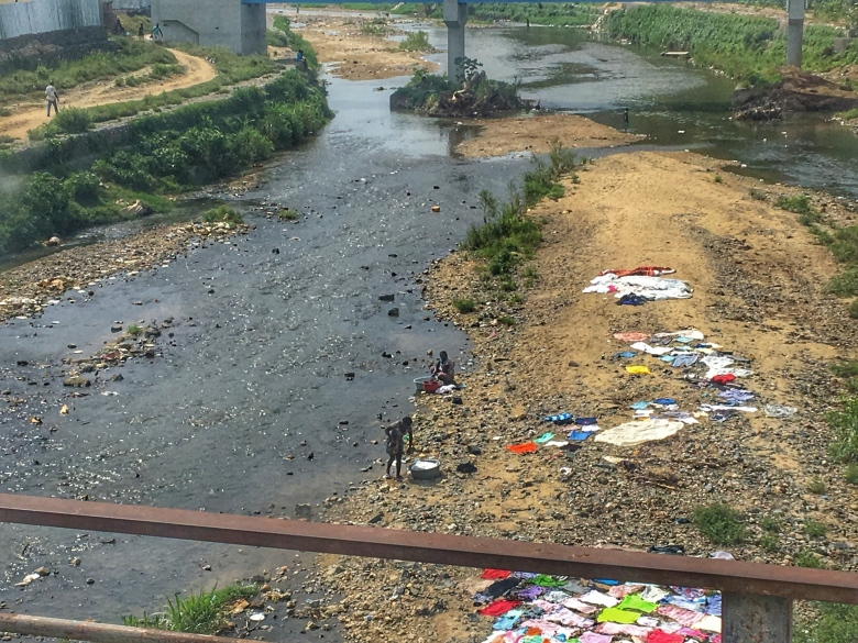 Río Masacre - Frontera
